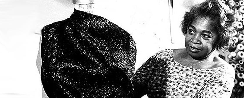 Zelda Wynn Valdes African American Fashion Pioneer